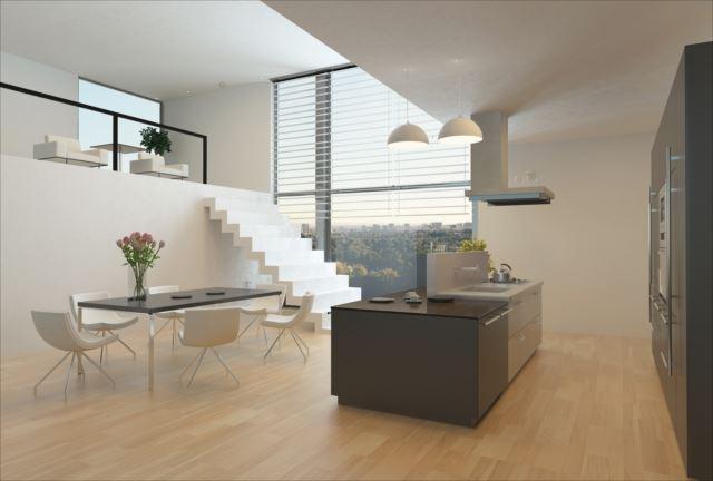 階段下を活用してスペースを広げよう!!中二階やロフトを使う手もある!!